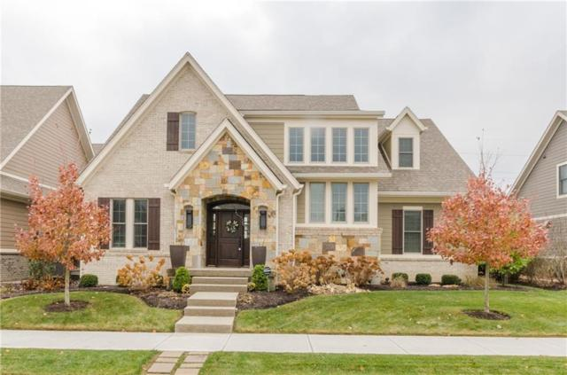 3443 Woodham Place, Carmel, IN 46033 (MLS #21608337) :: Mike Price Realty Team - RE/MAX Centerstone