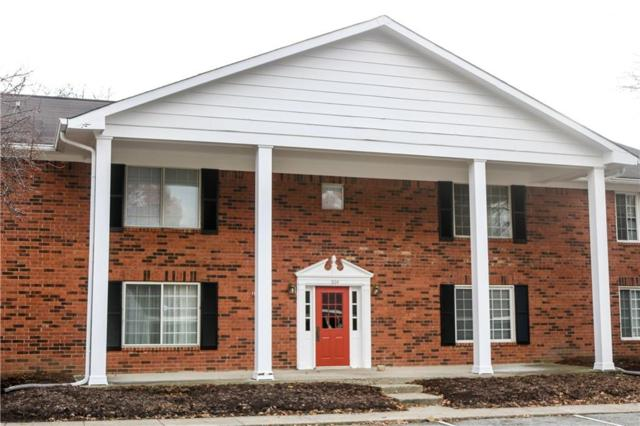 924 Park Central Drive S C, Indianapolis, IN 46260 (MLS #21608377) :: The Evelo Team