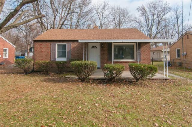 620 Coventry Drive, Anderson, IN 46012 (MLS #21608386) :: Richwine Elite Group