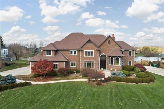 7291 Windridge Way, Brownsburg, IN 46112 (MLS #21608399) :: The ORR Home Selling Team