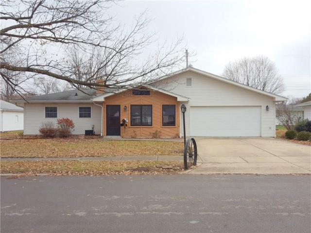 1609 Gibson Drive, Lebanon, IN 46052 (MLS #21608434) :: The ORR Home Selling Team