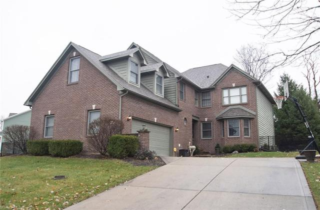 6483 Royal Oakland Drive, Indianapolis, IN 46236 (MLS #21608504) :: Richwine Elite Group