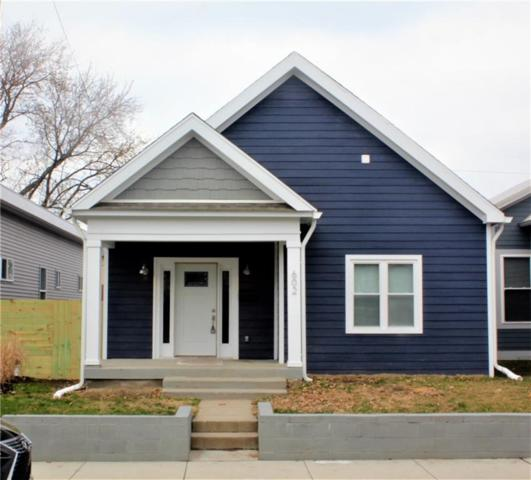 602 Terrace Avenue, Indianapolis, IN 46203 (MLS #21608509) :: AR/haus Group Realty