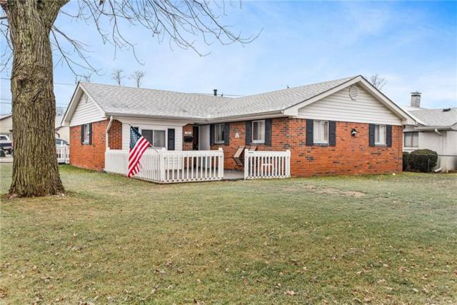 7151 E 52nd Street, Lawrence, IN 46226 (MLS #21608551) :: Richwine Elite Group