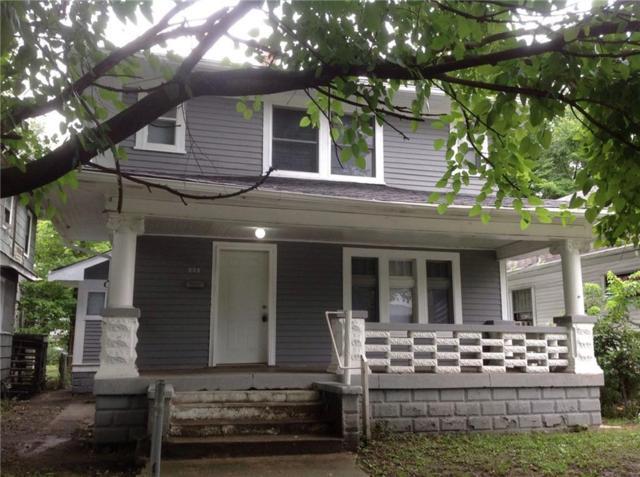 533 N Dearborn Street, Indianapolis, IN 46201 (MLS #21608580) :: Richwine Elite Group