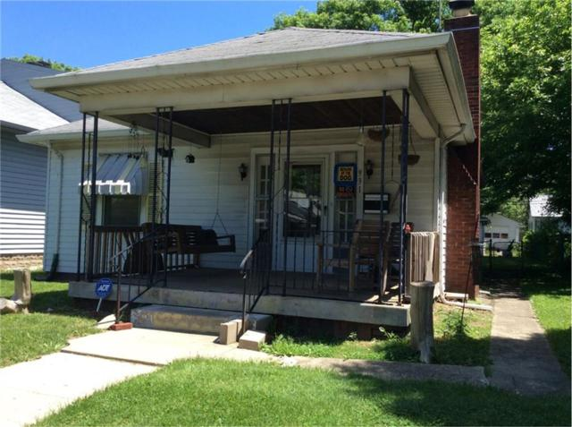 931 N Bradley Avenue, Indianapolis, IN 46201 (MLS #21608585) :: Mike Price Realty Team - RE/MAX Centerstone