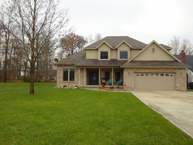 326 Patriots Landing, Coatesville, IN 46121 (MLS #21608664) :: AR/haus Group Realty