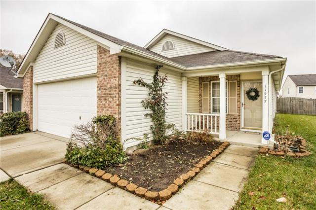 11977 Sapling Circle, Noblesville, IN 46060 (MLS #21608668) :: The Evelo Team