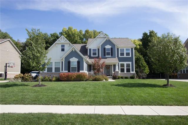 2507 Boylston Court, Zionsville, IN 46077 (MLS #21608723) :: The ORR Home Selling Team
