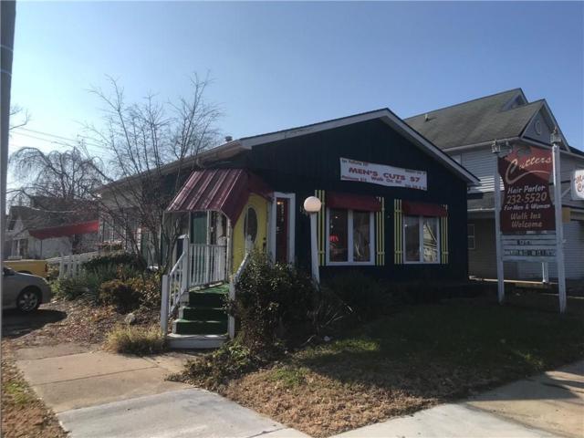 1361 Maple Avenue, Terre Haute, IN 47804 (MLS #21608740) :: David Brenton's Team
