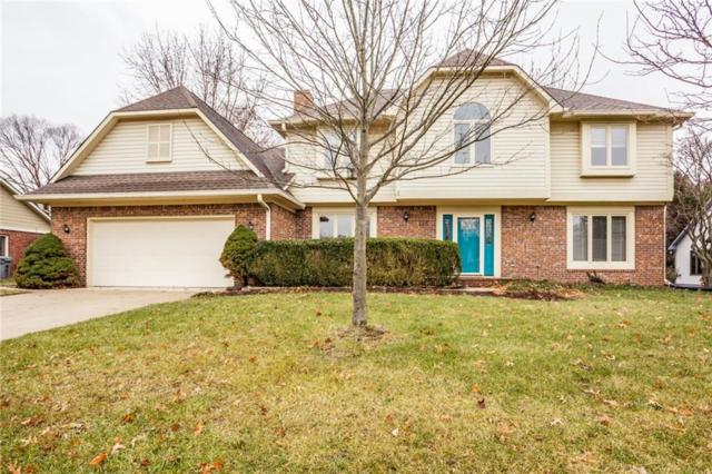 110 Chesterfield Drive, Noblesville, IN 46060 (MLS #21608747) :: The ORR Home Selling Team