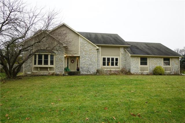 1813 Red Oak Drive, Franklin, IN 46131 (MLS #21608816) :: Richwine Elite Group