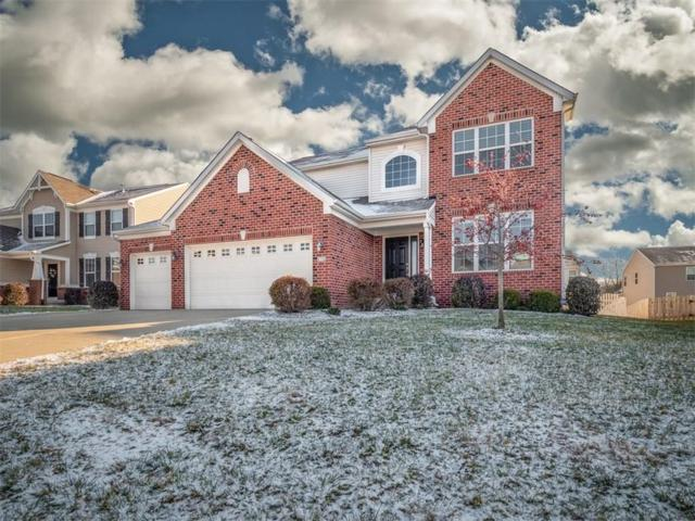 1575 Lavender Lane, Greenwood, IN 46143 (MLS #21608854) :: Mike Price Realty Team - RE/MAX Centerstone