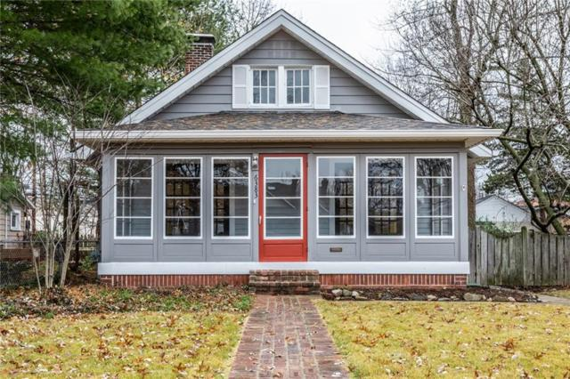 6383 Broadway Street, Indianapolis, IN 46220 (MLS #21608966) :: Mike Price Realty Team - RE/MAX Centerstone