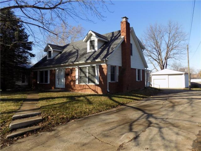 216 W High Street, Mooresville, IN 46158 (MLS #21608979) :: The Indy Property Source