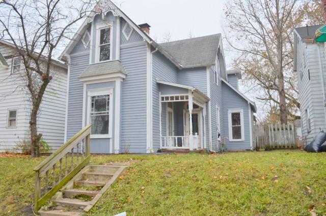 2029 Pearl Street, Anderson, IN 46016 (MLS #21609030) :: AR/haus Group Realty