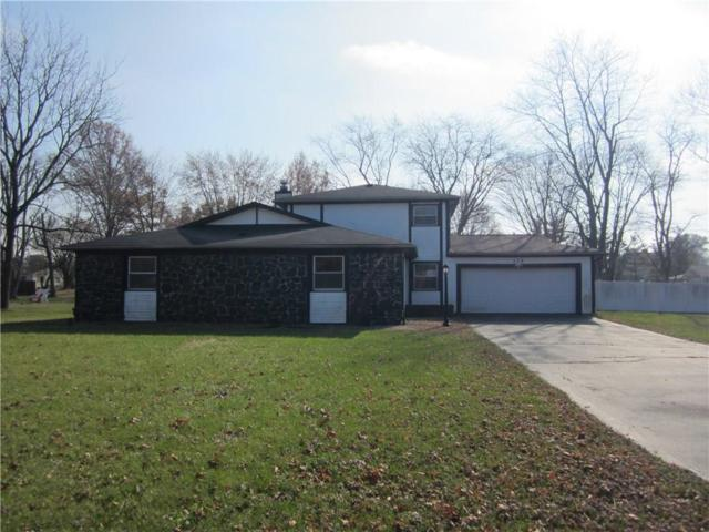 115 W Southwest Court, Shelbyville, IN 46176 (MLS #21609120) :: The ORR Home Selling Team