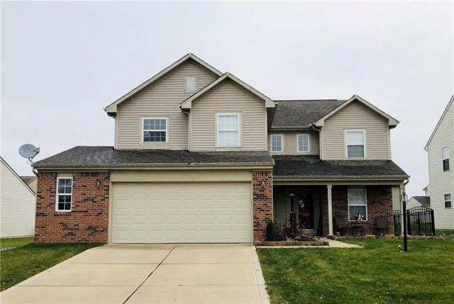 3239 Monterey Drive, Whiteland, IN 46184 (MLS #21609125) :: The Indy Property Source