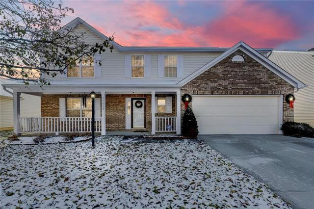 11539 Brook Bay Circle, Indianapolis, IN 46229 (MLS #21609131) :: Mike Price Realty Team - RE/MAX Centerstone