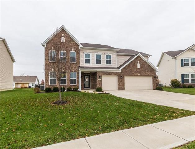 5939 Chazimal Street, Plainfield, IN 46168 (MLS #21609139) :: The Indy Property Source