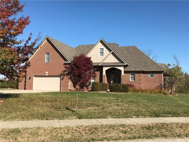 1582 N Manchester Drive, Greenfield, IN 46140 (MLS #21609153) :: FC Tucker Company