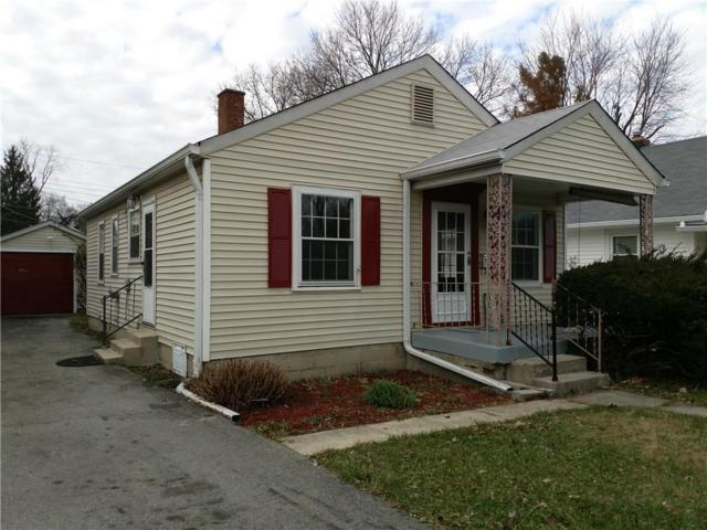 4914 Primrose Avenue, Indianapolis, IN 46205 (MLS #21609173) :: The ORR Home Selling Team