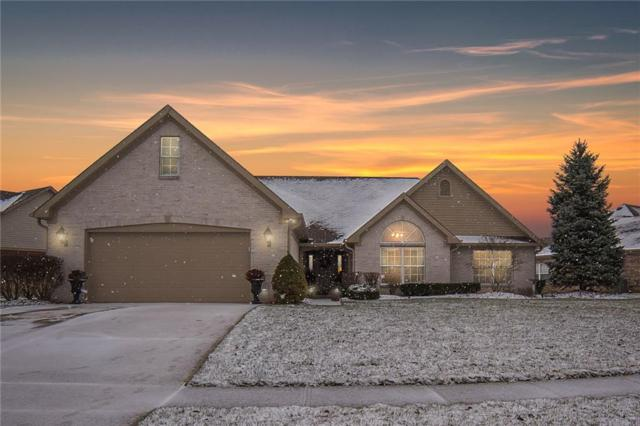 7065 Sunset Point Drive, Indianapolis, IN 46259 (MLS #21609179) :: Richwine Elite Group