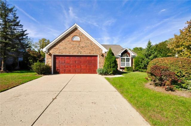 6928 Silver Tree Drive, Indianapolis, IN 46236 (MLS #21609239) :: The Evelo Team