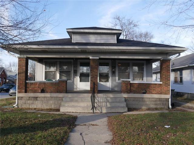 4426 E 10TH Street, Indianapolis, IN 46201 (MLS #21609259) :: Richwine Elite Group