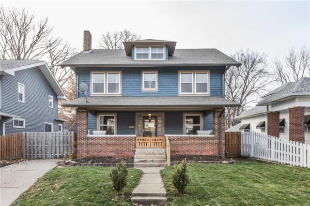 3228 N College Avenue, Indianapolis, IN 46205 (MLS #21609287) :: AR/haus Group Realty
