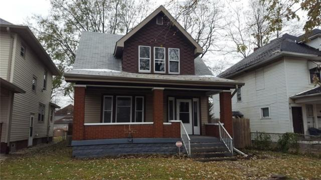 126 N Euclid Avenue, Indianapolis, IN 46201 (MLS #21609298) :: Mike Price Realty Team - RE/MAX Centerstone