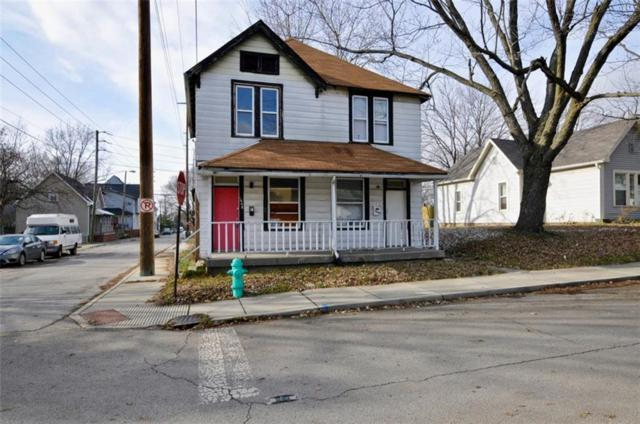 1666 S Talbott Street, Indianapolis, IN 46225 (MLS #21609337) :: Mike Price Realty Team - RE/MAX Centerstone