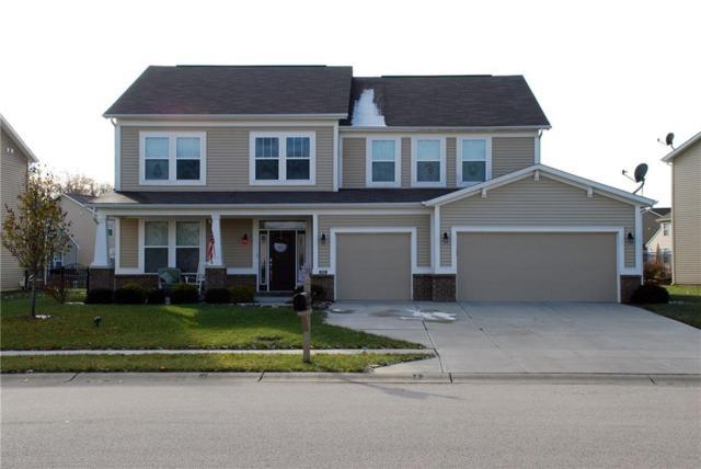 5863 Grevillea Lane, Plainfield, IN 46168 (MLS #21609340) :: Heard Real Estate Team | eXp Realty, LLC