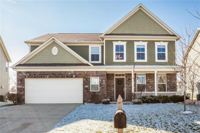 11089 Stoneleigh Drive, Noblesville, IN 46060 (MLS #21609368) :: Heard Real Estate Team | eXp Realty, LLC