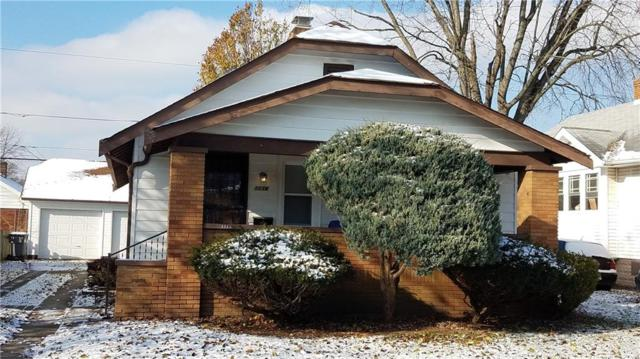1116 N Linwood Avenue N, Indianapolis, IN 46201 (MLS #21609487) :: Richwine Elite Group