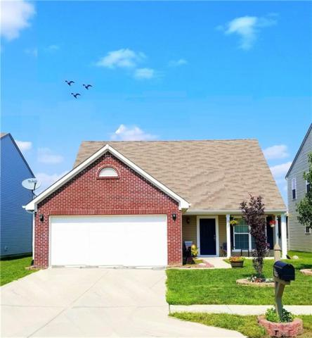 7625 Firecrest Lane, Camby, IN 46113 (MLS #21609505) :: The Indy Property Source