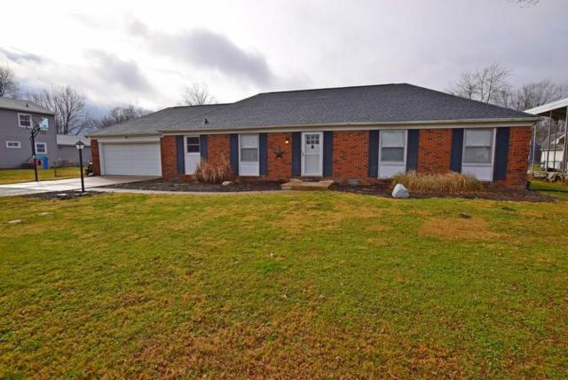 1007 Cardinal Way, Anderson, IN 46011 (MLS #21609513) :: The Evelo Team