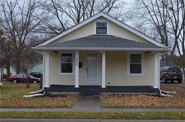 250 N Meridian Street, Greenwood, IN 46143 (MLS #21609514) :: AR/haus Group Realty