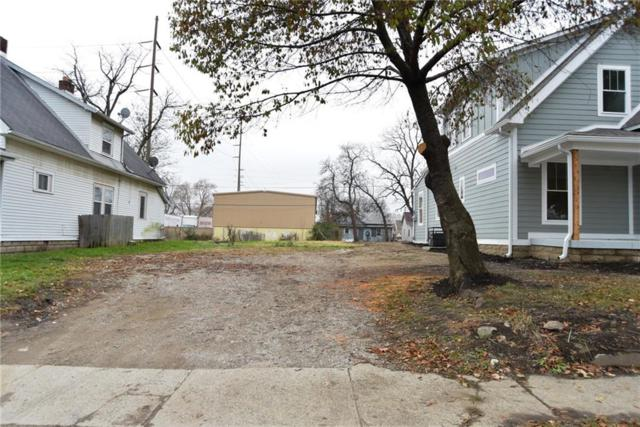 Lot 32 Singleton Street, Indianapolis, IN 46203 (MLS #21609538) :: The ORR Home Selling Team