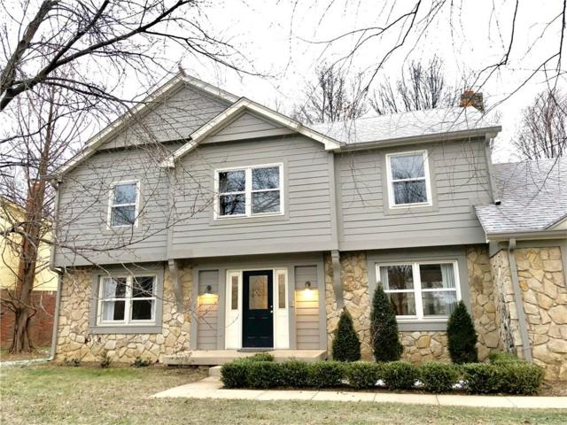 975 Hawthorne Drive, Carmel, IN 46033 (MLS #21609548) :: The Evelo Team