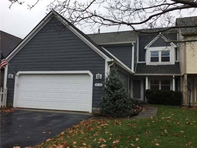 8036 W River Bay Drive W, Indianapolis, IN 46240 (MLS #21609564) :: Richwine Elite Group