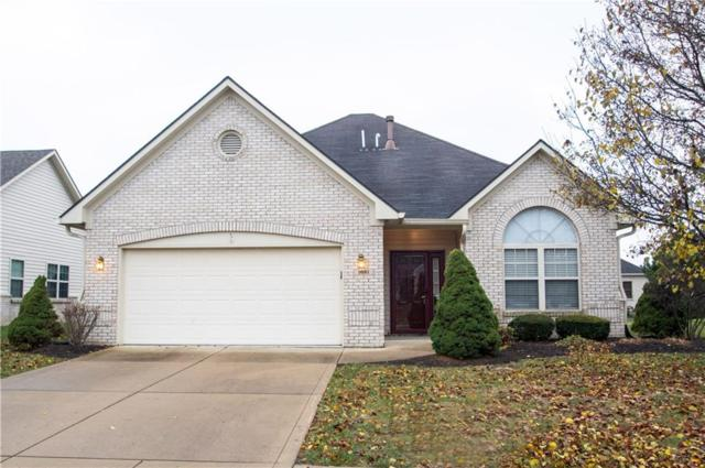 1681 Grindstone Way, Greenfield, IN 46140 (MLS #21609625) :: The ORR Home Selling Team