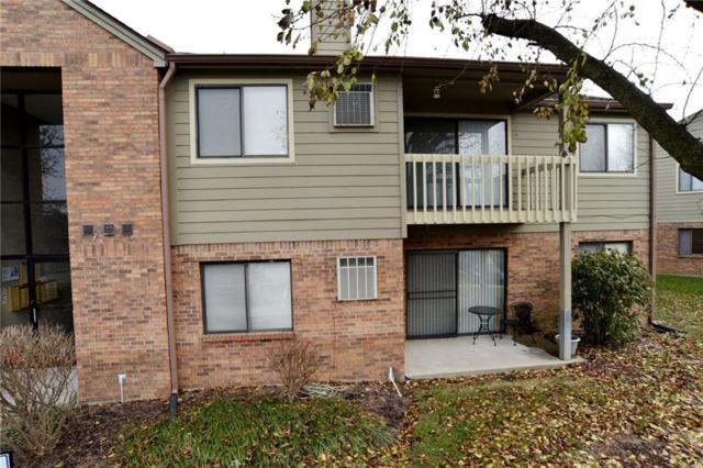 4311 Village Parkway Circle W #7, Indianapolis, IN 46254 (MLS #21609629) :: Richwine Elite Group