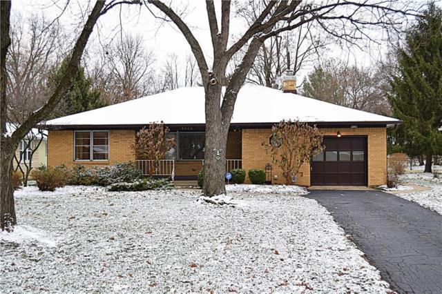 5829 N Rural Street, Indianapolis, IN 46220 (MLS #21609654) :: AR/haus Group Realty