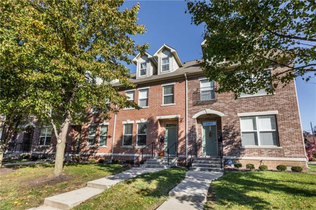 2405 N Park Avenue, Indianapolis, IN 46205 (MLS #21609708) :: The Indy Property Source