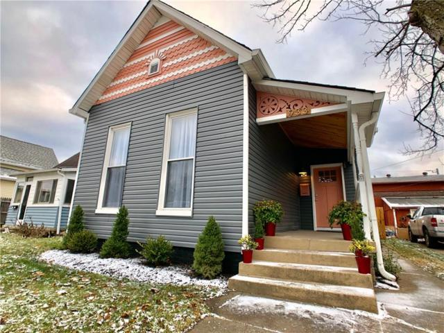 933 Sanders Street, Indianapolis, IN 46203 (MLS #21609714) :: Mike Price Realty Team - RE/MAX Centerstone