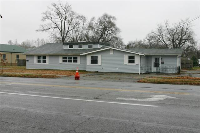 709 / 721 E Main Street, Greenfield, IN 46140 (MLS #21609748) :: AR/haus Group Realty