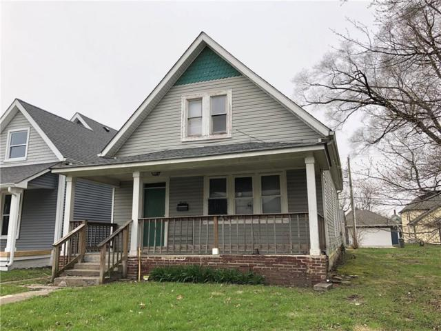 810 N Keystone Avenue, Indianapolis, IN 46201 (MLS #21609752) :: AR/haus Group Realty