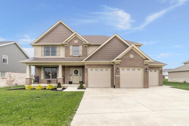 1000 N Wild Pine Drive, Yorktown, IN 47396 (MLS #21609759) :: The ORR Home Selling Team