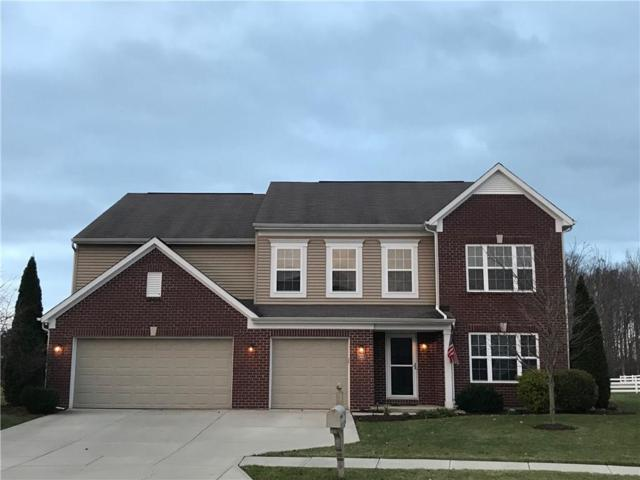 5811 Grand Avenue, Plainfield, IN 46168 (MLS #21609775) :: The Indy Property Source